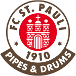 Abteilungslogo FC. St. Pauli Pipes & Drums